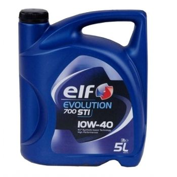 ELF EVOLUTION 700 STI 10W-40 п/с. 4 л