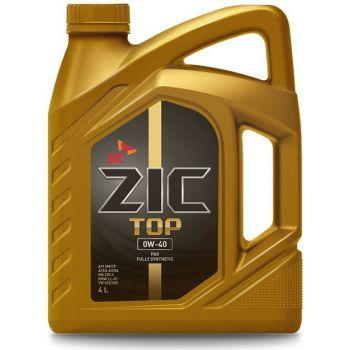 Zic TOP 0W40 SM/CF синт. 4 л