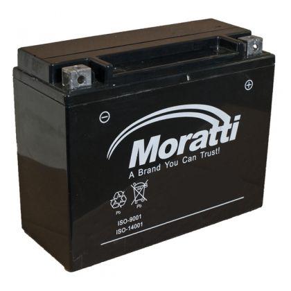MORATTI MOTO 12V 3Ah