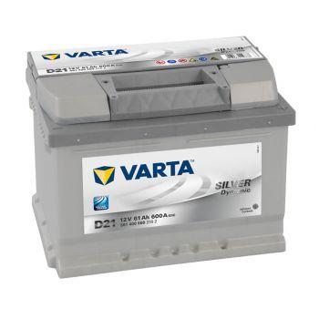 VARTA Silver Dynamic 61 Ah низкий