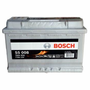 BOSCH S5 77 Ah