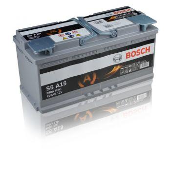 BOSCH S5 105 Ah AGM