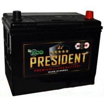 Eco President 80D23L 6СТ-65 обр. с бортом