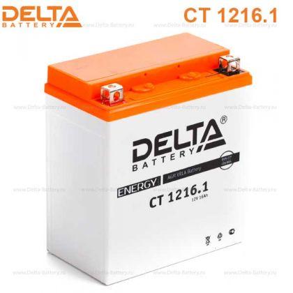 Delta CT 1216.1 (12V / 16Ah)