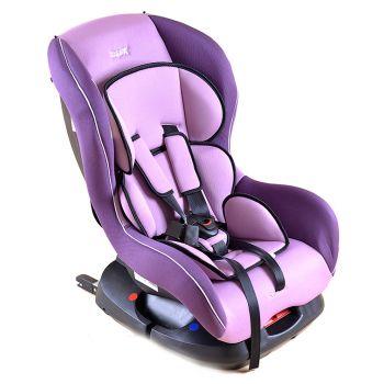 Детское автокресло SIGER Наутилус isofix фиолетовый