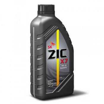 Zic X7 5W40 SN/CF синт. 1 л