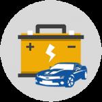 Автомобильные аккумуляторы в Уфе