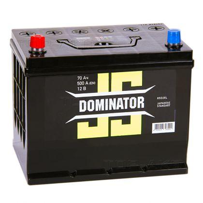 Аккумулятор DOMINATOR 70 Ah Asia О.П. в Уфе