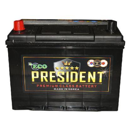 Аккумулятор ECO PRESIDENT 90 Ah п.П. в Уфе