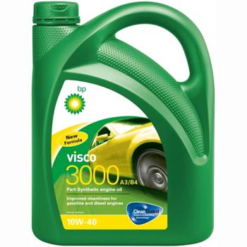 BP VISCO 3000 10W40 п/с 4 л