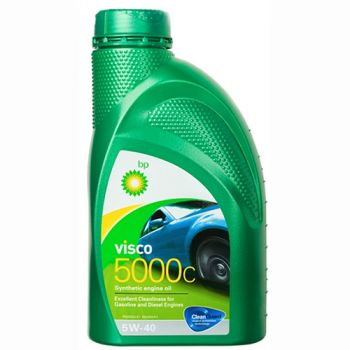 BP VISCO 5000 5W40 синт. 1 л