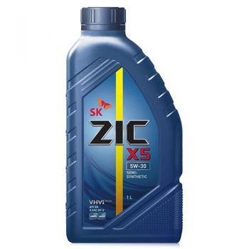 Zic X5 5W30 п/с. 1 л