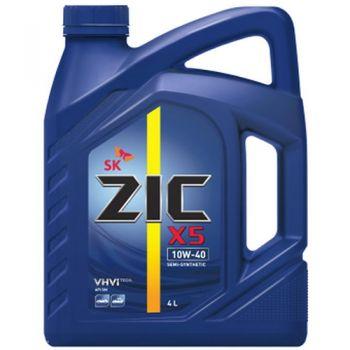 Zic X5 10W40 п/с. 4 л