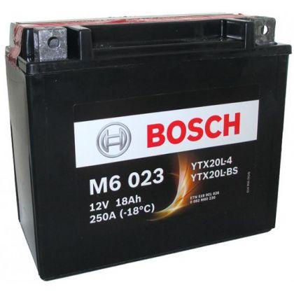 Аккумулятор BOSCH MOTO 18Ah О.П. в Уфе