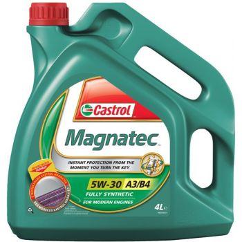 Castrol MAGNATEC 5W30 A3/B4 синт. 4 л