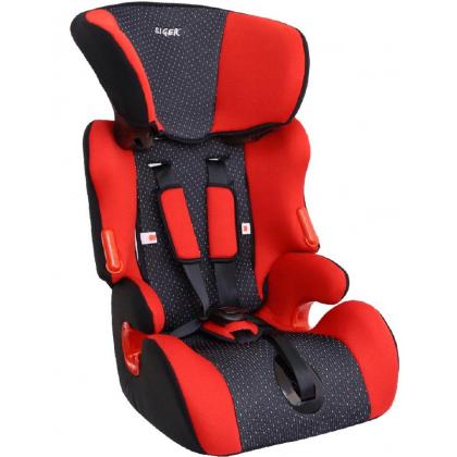 Купить Детское автокресло SIGER Космо красный в Уфе