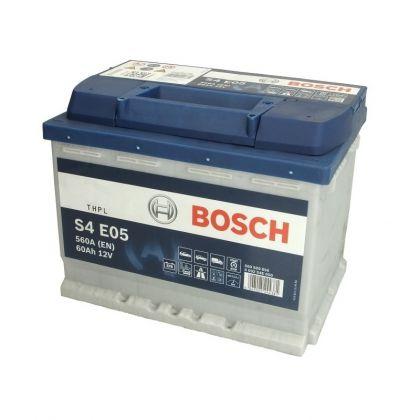 Аккумулятор BOSCH S4 60 Ah EFB О.П. в Уфе
