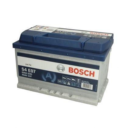 Аккумулятор BOSCH S4 65 Ah EFB низкий О.П. в Уфе