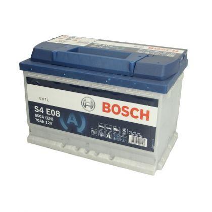 Аккумулятор BOSCH S4 70 Ah EFB О.П. в Уфе