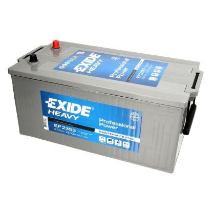EXIDE HEAVY Professional Power 235Ah