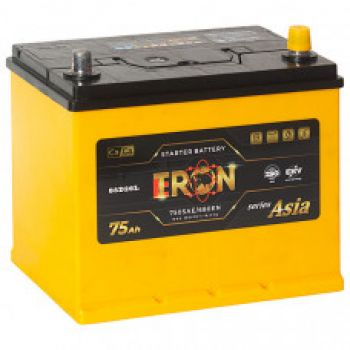 ETRON 75 Ah Asia О.П.