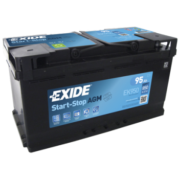 EXIDE Start-Stop AGM 95Ah О.П.