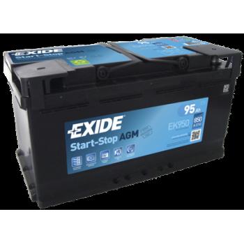 EXIDE Start-Stop AGM 95Ah О.П.