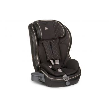 Детское автокресло HAPPY BABY Mustang isofix Black