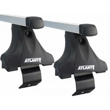 Багажник/Комплект адаптеров Toyota Rav4(xa40)(2013-н.в.)Атлант 7146/Комплект опор Е (гладкая крыша) Атлант 7002/Дуга универсальная 20x30 (сталь) L=1250 комплект 2шт.6011 Атлант
