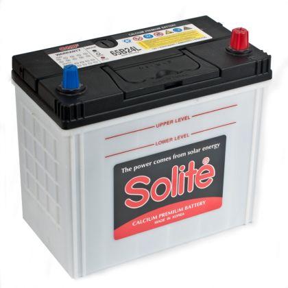 Купить аккумулятор SOLITE 50 Ah Asia узк/кл  О.П. в Уфе