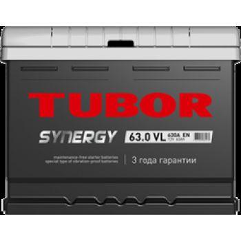 TUBOR SYNERGY 63 Ah О.П.