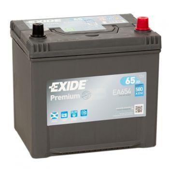 EXIDE Premium 65 Ah Asia О.П.