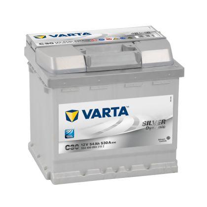 VARTA Silver Dynamic 54 Ah О.П.