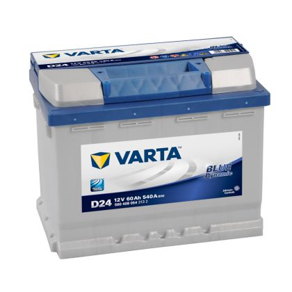VARTA Blue Dynamic 60 Ah П.П.