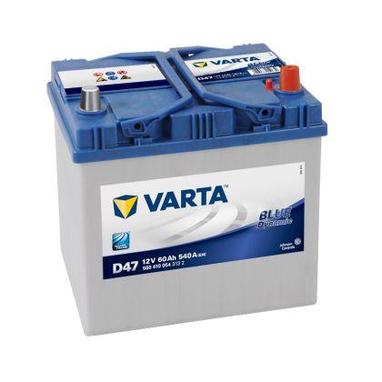 VARTA Blue Dynamic 60 Ah Asia О.П.