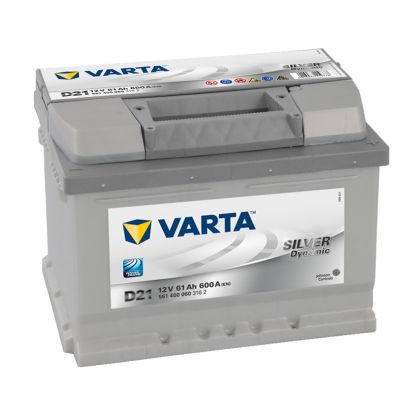 VARTA Silver Dynamic 61 Ah низкий О.П.