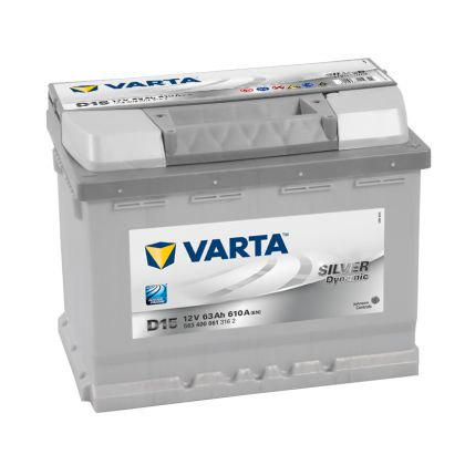 VARTA Slver Dynamic 63 Ah О.П.