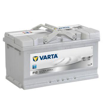 VARTA Slver Dynamic 85 Ah низкий О.П.