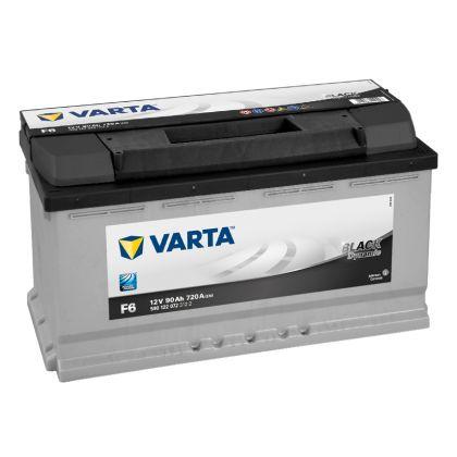 VARTA Black Dynamic 90 Ah О.П.