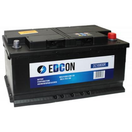 EDCON 100 Ah О.П.