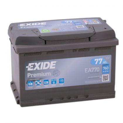 EXIDE Premium 77 Ah О.П.