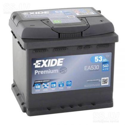 EXIDE Premium 53Ah О.П.