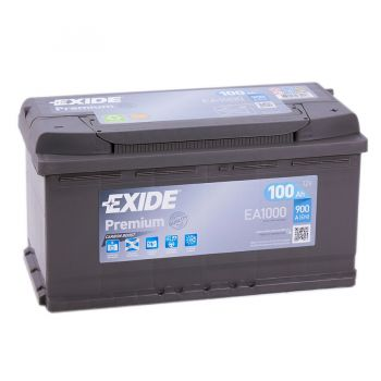 EXIDE Premium 100 Ah О.П.
