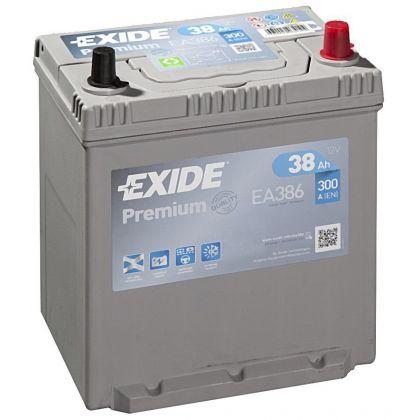 EXIDE Premium 38Ah Asia О.П.