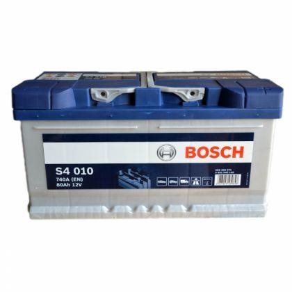 Аккумулятор BOSCH S4 80 Ah низкий О.П. в Уфе
