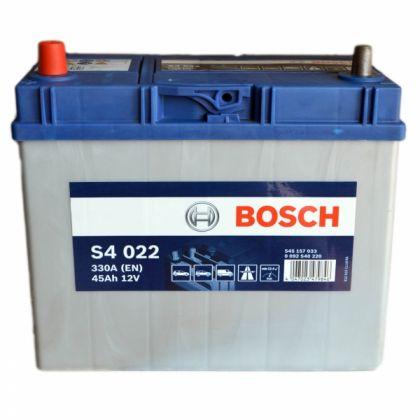 Аккумулятор BOSCH S4  45 Ah Asia П.П. в Уфе