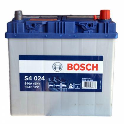 Аккумулятор BOSCH S4 60 Ah Asia О.П. в Уфе