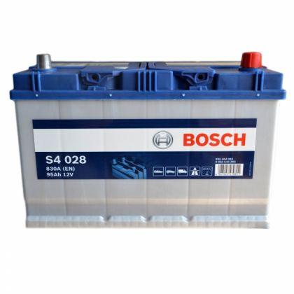 Аккумулятор BOSCH S4 95 Ah Asia П.П. в Уфе