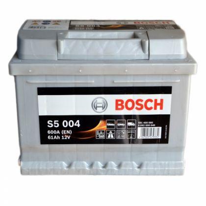 Аккумулятор BOSCH S5 61 Ah низкий О.П. в Уфе