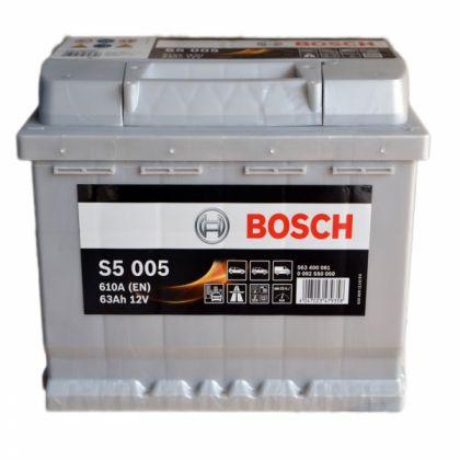 Аккумулятор BOSCH S5 63 Ah О.П. в Уфе